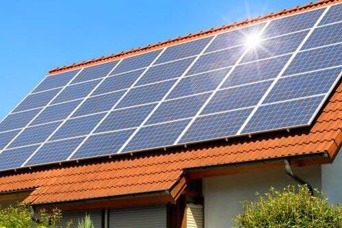 Panneaux photovoltaïques hybrides de stralys habitat