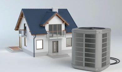 Installation d'une pompe à chaleur Air/Air et Air/Eau