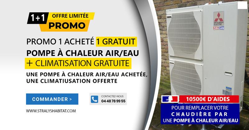 Promo climatiseur gratuit